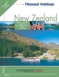 New Zealand - Pleasant Holidays