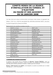 03 -Compte rendu de la séance Election Maire et Adjoints - 01 - Avion