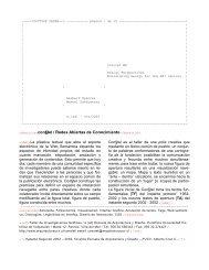 con§tel / Redes Abiertas de Conocimiento