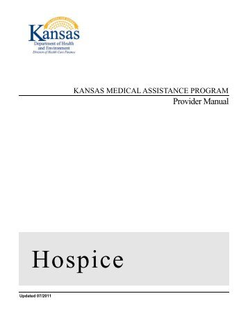 Hospice - KMAP