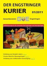 01/11 - Engstringer Kurier