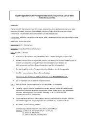 Protokoll vom 29.01.2013 - Start - Katholisch in Steinfurt