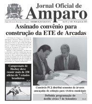 30/08/2013 - Prefeitura Municipal de Amparo