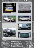 Fahrzeug- & Heckscheiben- beschriftungen - Seite 2