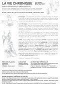 La vie chronique - Le Théâtre du Soleil - Page 2
