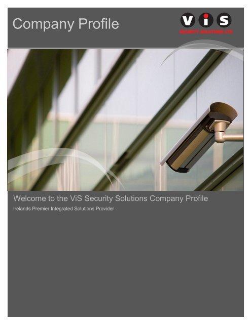 Company Profile - VIS Security