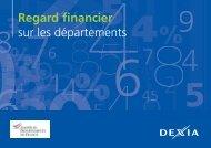 Regard financier sur les départements - Dexia Crédit Local