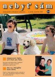 nebyt_sam_05-06_2007 - Asociácia náhradných rodín