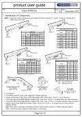 Super Shaftbrace User Guide page 1 - Mabey Hire - Page 5