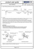 Super Shaftbrace User Guide page 1 - Mabey Hire - Page 6