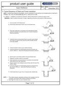 Super Shaftbrace User Guide page 1 - Mabey Hire - Page 7