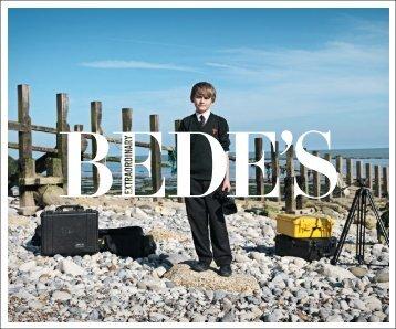Application Pack Images - St Bede's School