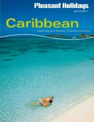 Caribbean - Lakeside Travel