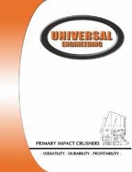PRIMARY IMPACT BULLETIN - Concrete Batch Plants