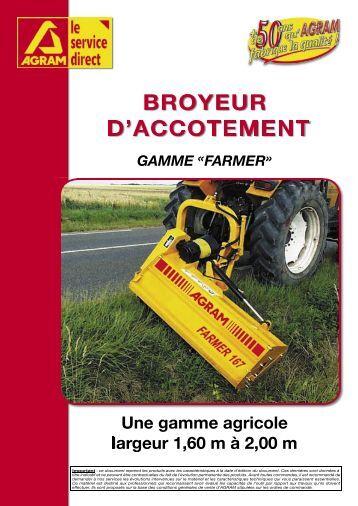 BROYEUR - Agram