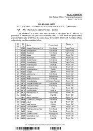 CO 1123-13 - Thiruvananthapuram City Police