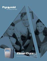 Download TimeTrax EZ Product Flyer