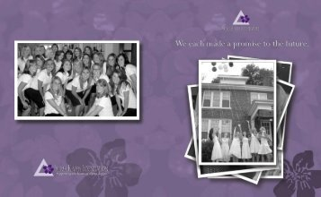 2006-2007 Annual Report - The Sigma Kappa Foundation