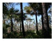 PDF Invasive Animal Operations Updates - Everglades Cooperative ...