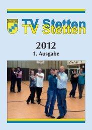 Abteilung Turnen - TV Stetten