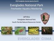 Everglades National Park (Fish) - Everglades Cooperative Invasive ...