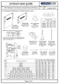 JC40 Trenchbox Mk4 Pinned Struts - Mabey Hire - Page 2