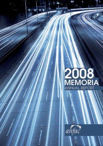 Anfac-Memoria 2008 - Cinco Días