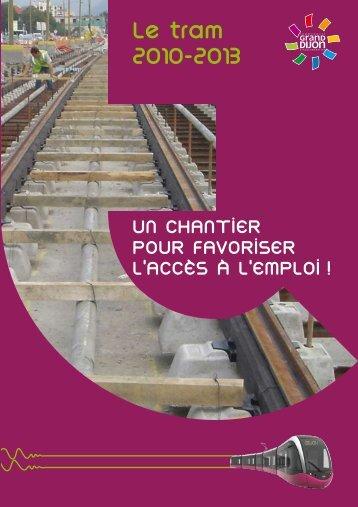 Plaquette clause insertion - oct. 09 - Le Tram