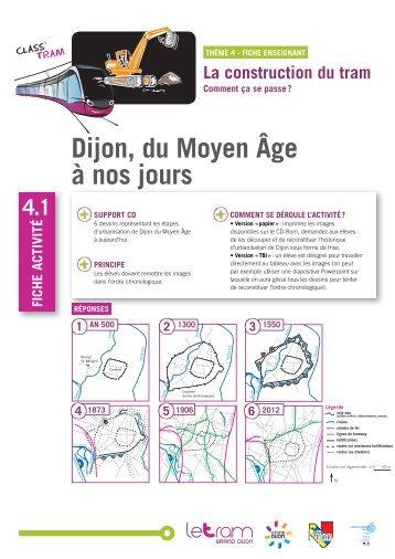 Fiche activité 4.1 - Le Tram