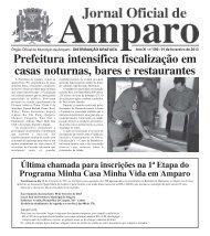 01/02/2013 - Prefeitura Municipal de Amparo