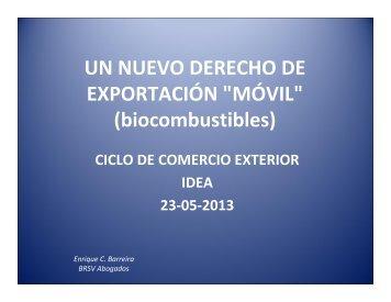 Enrique Barreira - IDEA