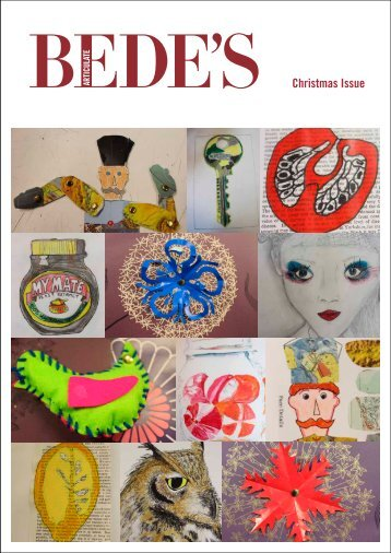 Christmas Issue - St Bede's School