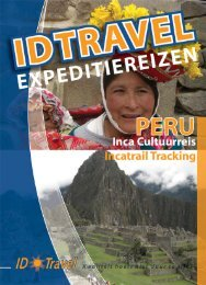Peru - ID Travel