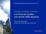 RFDL Rougier - Dexia Crédit Local