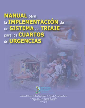 Manual (Spa).indd - Organización Panamericana de la Salud