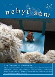 NEBYT SAM2-3_2010_09_na web.indd - Asociácia náhradných rodín