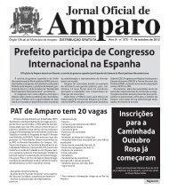 Prefeito participa de Congresso Internacional na Espanha