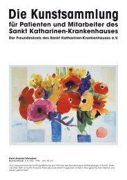 Die Kunstsammlung - Sankt Katharinen-Krankenhaus