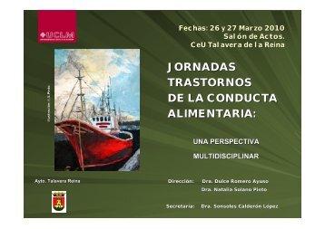 Programa - Universidad de Castilla-La Mancha