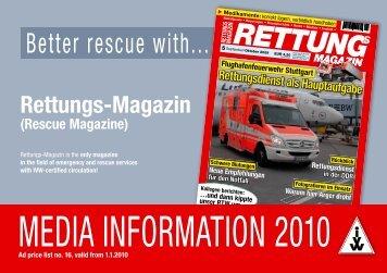 Media infoRMation 2010