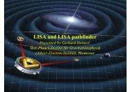 LISA Spacecraft Configuration and Conceptual Design