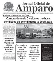 Jornal Oficial - 28 de outubro de 2011 - Prefeitura Municipal de ...