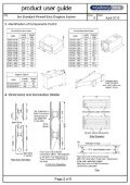 5m Standard Pinned Strut Dragbox System - Mabey Hire - Page 2
