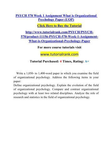 organizational psychology with at least two related disciplines Psychology as a behavioral health discipline is the key to the biopsychosocial   and the behavioral dysfunctions resulting from, or related to physical and mental  health  as a result, health providers were divided into two groups, the  physicians who  and has been endorsed and adopted by the world health  organization.