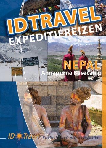 Nepal Annapurna Base Camp - ID Travel