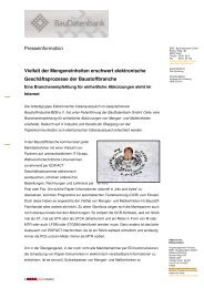 Vielfalt der Mengeneinheiten erschwert elektronische - Heinze GmbH