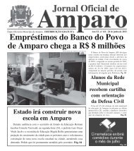 28/06/2013 - Prefeitura Municipal de Amparo - Governo do Estado ...