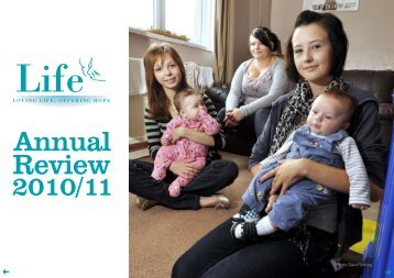 LIFE Annual Review 2010/2011