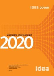 Documento 2011 El Dirigente Empresarial del 2020 - IDEA