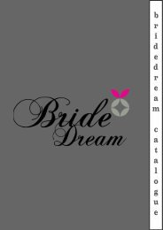 Boxes & Wrappings Catalogue - BrideDream